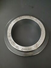 Frank Cox 4607 117017mm Setting Ring Gage Bore Machinist Tools Metrology