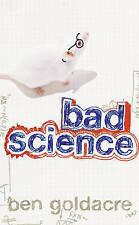 Bad Science, Goldacre, Ben, Very Good Book