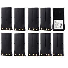 10 x 1200mAh 7.2V KNB-15A Battery for KENWOOD TK278 TK388 TK2101 TK3101