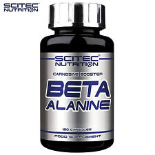 Beta Alanine 150 Caps Pre-Workout Booster Endurance Energy Stamina Amino Acid