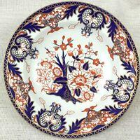 Antik Imari Suppe Schale Royal Crown Derby Frühe 19th Century Viktorianisch 1825