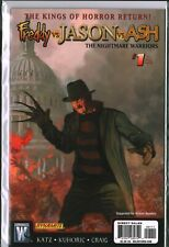 FREDDY vs JASON vs ASH: NIGHTMARE WARRIORS #1 Freddy (2009) NM/M (9.8)