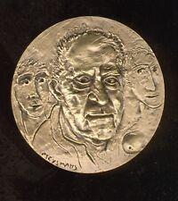 Médaille Artistique - portrait de Theo Humblet  - par Willy Meysmans - N° 32/40