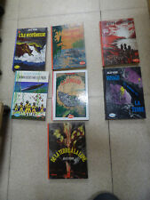lot de 7 livres de Jules Verne  - hachette collection Galaxie  -