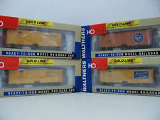 4 Walthers Gold Line 40' Meat Reefers