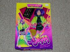 1987 Jem and the Holograms Clash of the Misfits Doll MIB Brand New Canadian