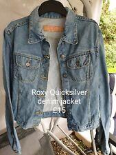 Roxy Quicksilver Denim Jacket
