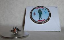 HM Armed Forces 7 Para RHA Veteran lapel pin badge .
