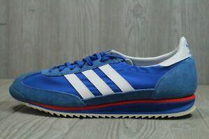 65 Adidas SL 72 Original Valencia Hamburg Bern Retro Gazelle FY7689 Size 8 -12.5