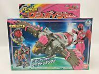 Bandai Ranger Uchu Sentai Kyuranger Kyutama Gattai 08 DX Washi Eagle Voyager New