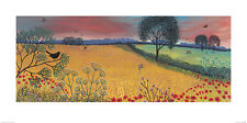 Jo Grundy (Harvest Song)   ART PRINT 50 x 100cm PPR41158