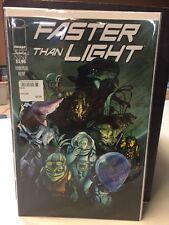 Faster Than Light #9 Image Comics NEW