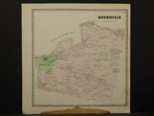 New York, Jefferson County Map, 1864 Town of Hounsfield N4#51