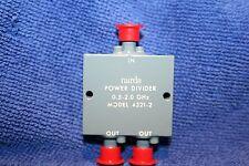 Narda Model 4321-2 Power Divider 0.5-2.0 GHz - New