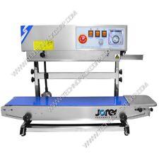 Continuous Band Sealer Plastic Bag Sealing Machine Jorestech 730i