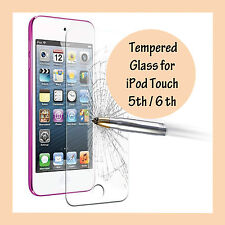 2 x Tempered Glass Screen Protector Film for Apple iPod Touch 5 5th 6 6th Gen