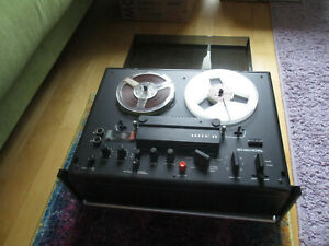 Uher SG 560 Royal Tonbandgerät m.orig.Tonband,s.g.Zust.100% Funktion