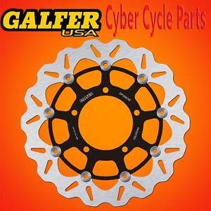 Galfer Front Floating Wave Rotor For 2005-2008 Suzuki GSXR 1000 DF348CW