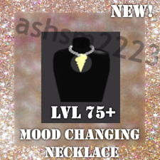 Mood Changing Necklace Royale High (Read Desc.)