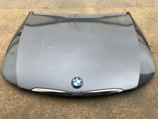 06-08 BMW E90 sedan HOOD SHELL PANEL Sparkling Graphite Metallic (A22) Gray OEM