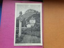 Erster Weltkrieg (1914-18) Frankierte Ansichtskarten aus Rheinland-Pfalz für Architektur/Bauwerk