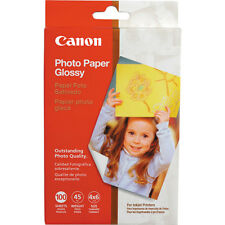 CANON PHOTO PAPER GLOSSY 4X6 100 SHEET