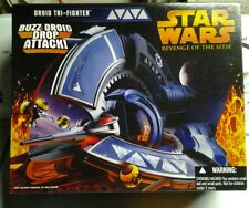 Star Wars Revenge of the Sith droid tri-fighter vehicle unopened