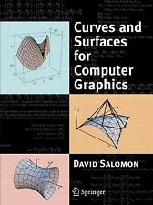 Curves and Surfaces for Computer Graphics by David Salomon (2011, Paperback)