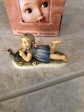 Hummel Goebel Figurine Miss Beehaving #2105 Exclusive Edition Original Box