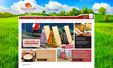 Käsewelten.de - 2 Domains inkl. Online Shop System *seit 2005 erfolgreich*