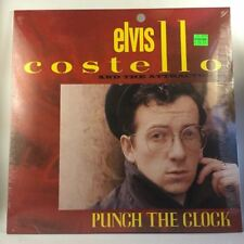 Elvis Costello & The Attractions - Punch The Clock LP NEW