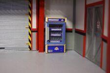 frigo orangina 1/18 pour diorama atelier garage