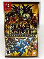 Shovel Knight Treasure Trove - Nintendo Switch - Brand New   Factory Sealed