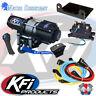 Kfi 4500Lb UTV Winch Set An Mount Kit Fits Textron Stampede 900 16-18