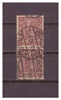 Deutsches Reich, Dienstmarken MiNr. 18 KBS Höchst 20.08.1921