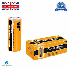 100 Duracell Procell C MN1400 1.5V  Alkaline Professional Performance Battery HQ