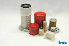 Set Filtro AIRMAN Mini Escavatore AX 15-2 KUBOTA d1105-b2 filtro