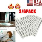 3~6pcs Steam Mop Pads Replacement For Shark Vacuum S1000 S1000A S1000C S1000WM