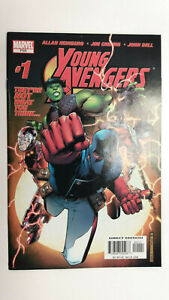 YOUNG AVENGERS  #1  1st Printing                            / 2005 Marvel Comics