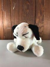 Wizzer stuffed dog, plush Dalmatian, Disney's 101 Dalmatians dog, vintage dog