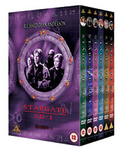 DVD:STARGATE SG1 SERIES 3 BOX SET - NEW Region 2 UK