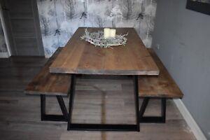 The Alaska Dining Table Set