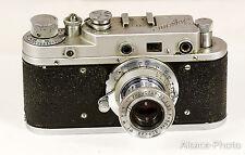 Krasnogorsk: Zorki C 1955-1958 avec Industar 3.5/50 mm télémètre Copy leica II