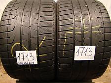 2 x Winterreifen Pirelli Sottozero Winter 240 serie-II  295/30 R19, 100V,N-1,M+S