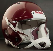 Riddell Revolution SPEED Classic Football Helmet (Color: METALLIC MAROON)