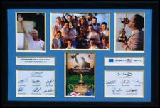 Ryder Cup 2006 Limited edition signed & framed pres