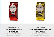 300 cialde capsule caffè lavazza espresso point BOURBON EQUILIBRATO o INTENSO