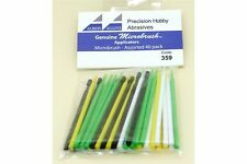 FLEX-I-FILE ALBION FF359 40 Micro Brushes Applicators Assorted