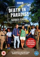 Death in Paradise Season 8 Series Eight Eighth New Region 4 DVD IN STOCK NOW