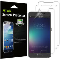 JETech Screen Protector for Samsung Galaxy Note 5 PET HD Film 3-Pack